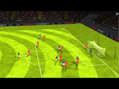 Suisse vs. France but 1
