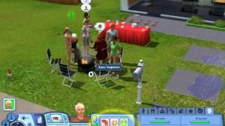 Обзор игры Sims 3(Серия The Sims одна из самых популярных в мире. К ней регулярно выходят официальные дополнения, фанаты кропят..., 2011-11-25T16:39:57.000Z)