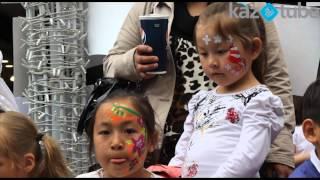 1 маусым - Халықаралық балаларды қорғау күні (Хан Шатыр)