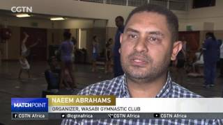 South Africa Gymnastics: Cape Town club offers players refuge from harsh neighbourhood