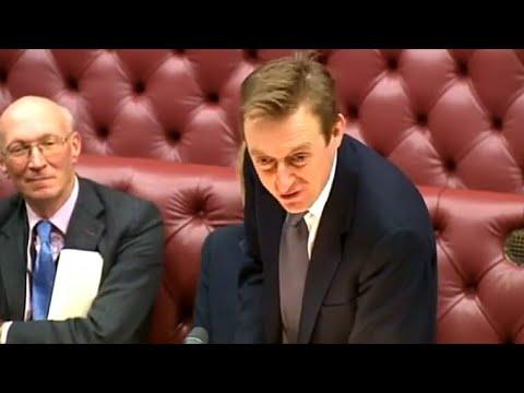 BrExit: EU [Article 50] Bill 3rd Reading & Division, [Vote]