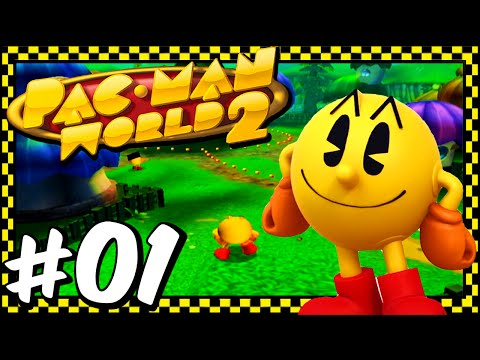 PacMan World 2  Part 1  The Rise of Spooky!