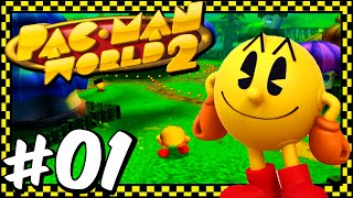 Pac-Man World 2 - Part 1 - The Rise of Spooky!