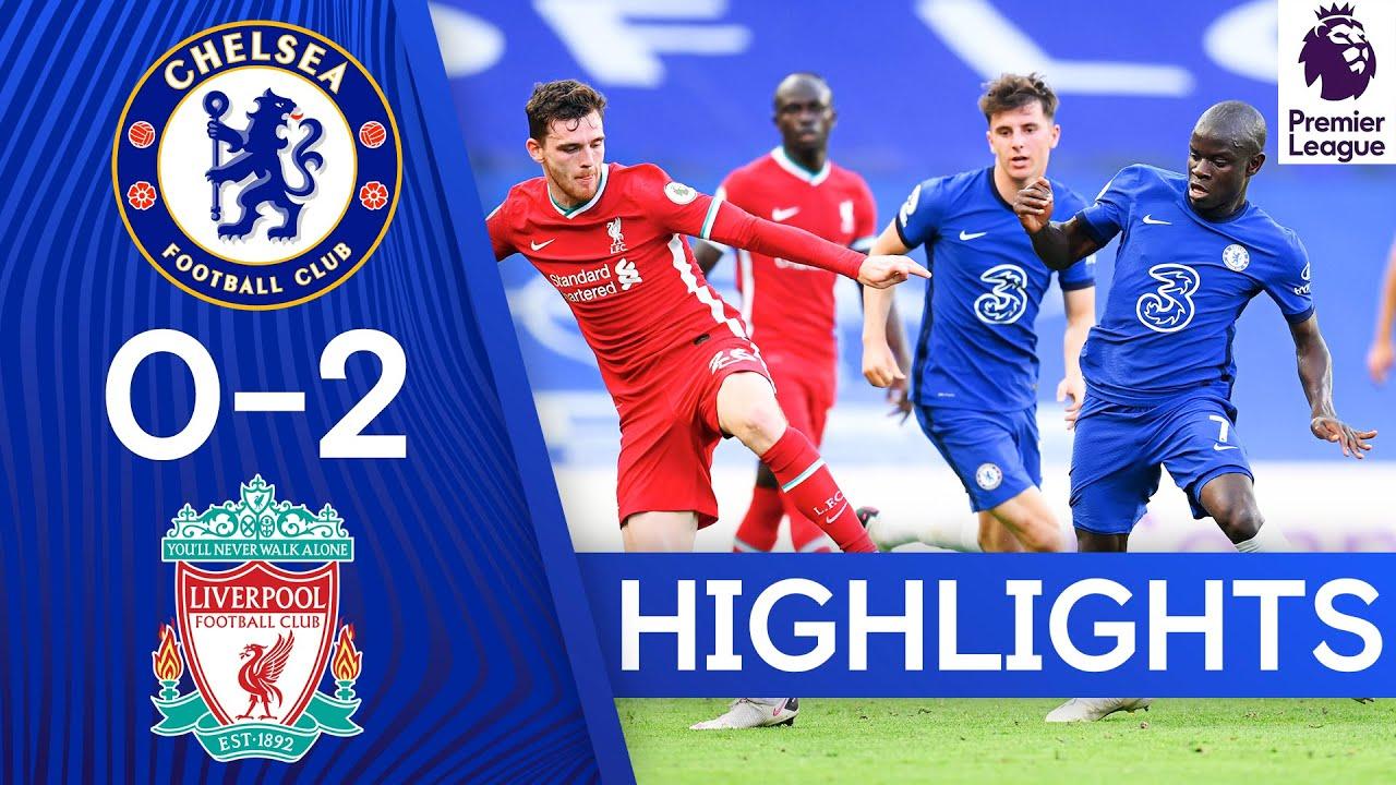 Download Chelsea 0-2 Liverpool | Premier League Highlights