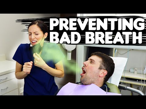 Bad Breath | What Causes Bad Breath & How to Get Rid of Bad Breath