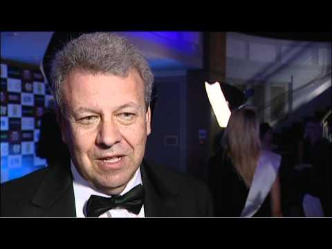 George Cohen, Managing Director, Saxon Boutique Hotel, Villas & Spa @ WTA Grand Final 2010