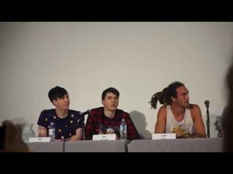 Dan & Phil - A Guide to Vlogging Panel - VidCon 2014