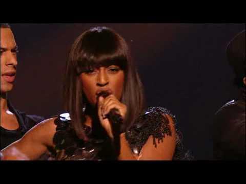 Alexandra Burke + JLS - Bad Boys + Everybody In Love - The X Factor Live Final - HQ - 13.12.09