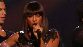 vuclip Alexandra Burke + JLS - Bad Boys + Everybody In Love - The X Factor Live Final - HQ - 13.12.09