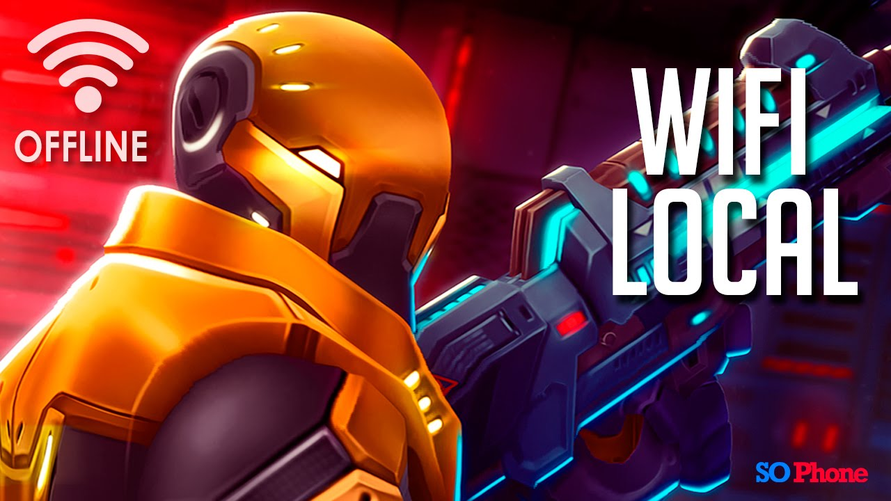 Top 5 Juegos Multijugador Offline Via Wifi Local Parte 2 Android