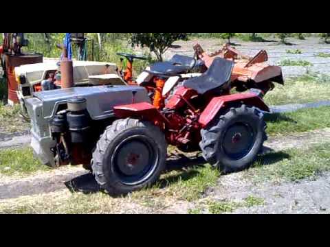 Tractor pasquali youtube - Pasquali espana ...