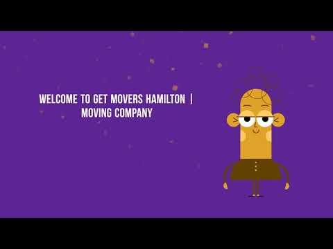 Get Movers Hamilton ON - Moving Company