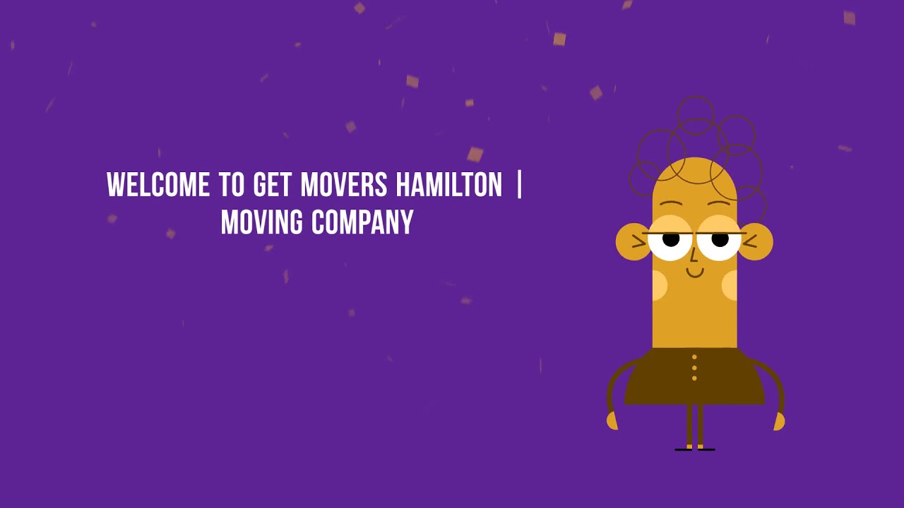 Get Movers Hamilton ON - Moving Company