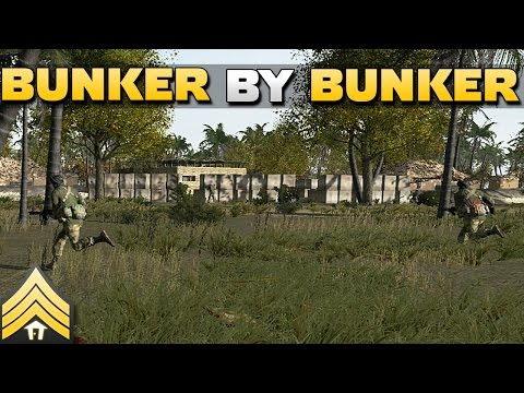Bunker by Bunker - Arma 2 Bunker Assaults