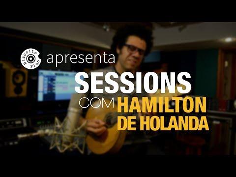 """Hamilton de Holanda - """"Travessia"""" Sessions Biscoito Fino"""