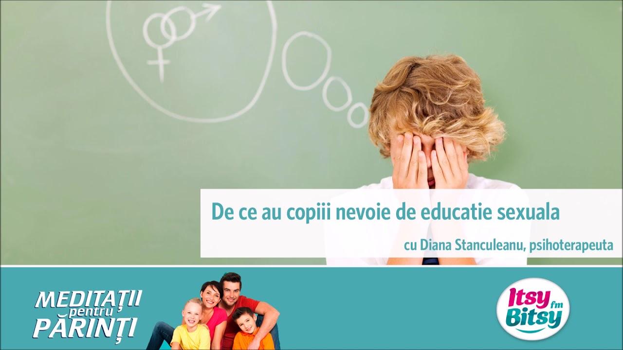 Cum trebuie făcută educația sexuală a copiilor în școală? | Contributors