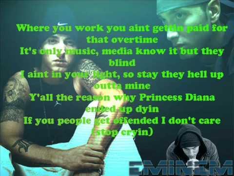D12 Aint Nuttin' But Music Lyrics