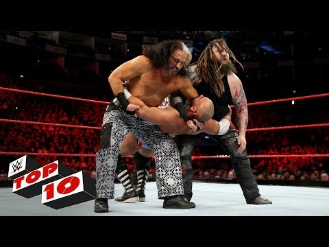 Top 10 Raw moments: WWE Top 10, May 14,...