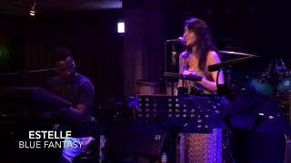 Estelle /Blue fantasy jazz music 藍色狂想音樂餐廳2018-06-19