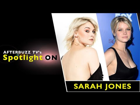 with Sarah Jones  AfterBuzz TV Spotlight On