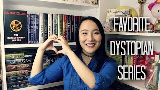 Top 5 FAVORITE DYSTOPIAN Book Series