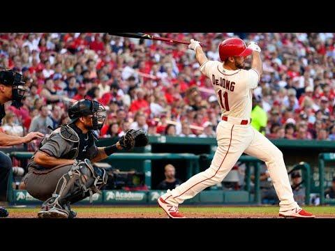 St  Louis Cardinals | 2017 Home Runs (196) ᴴᴰ