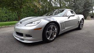 2010 Chevrolet Corvette Grand Sport Videos