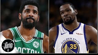 Kyrie or Kevin Durant: Who's the leader in the Nets locker room? | The Jump