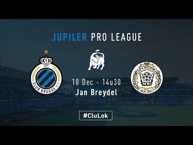 CLUB BRUGGE - LOKEREN | Matchverslag | 2017-2018