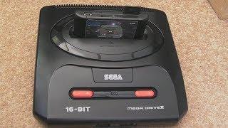Sega Megadrive (Genesis) 2 (MKII) Repair (VA0) - Black Screen