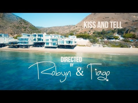 ROBYN & TIAGO - Kiss & Tell [OFFICIAL MUSIC VIDEO]