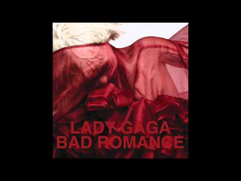 Lady Gaga - Bad Romance Piano Instrumental/Karaoke