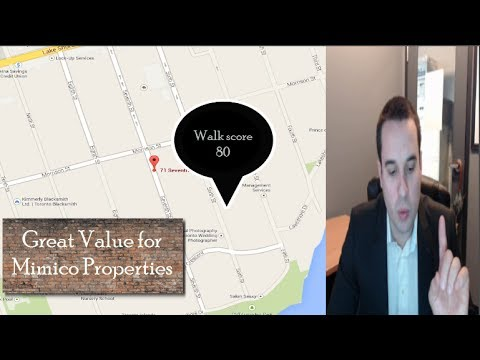 Great Value for Mimico Properties | www.torontorealtyblog.com