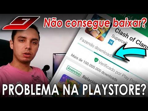 Google Play Store não abre ou não baixa (Download pendente) - RESOLVIDO | Guajenet