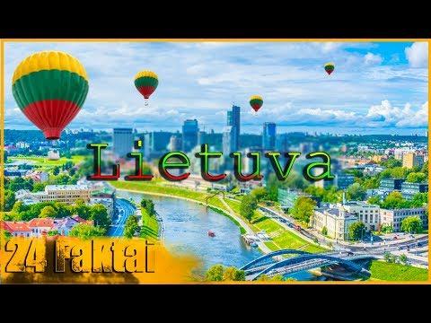 24 Faktai : Lietuva 🇱🇹