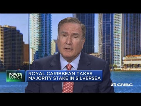 Royal Caribbean buys controlling stake in luxury rival