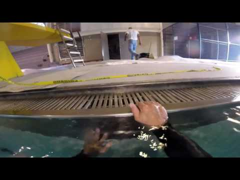 Parris Island Pool Drain Plug Installation