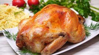 Таким способом Любая курица будет Идеальной! Сочной и поджаристой!