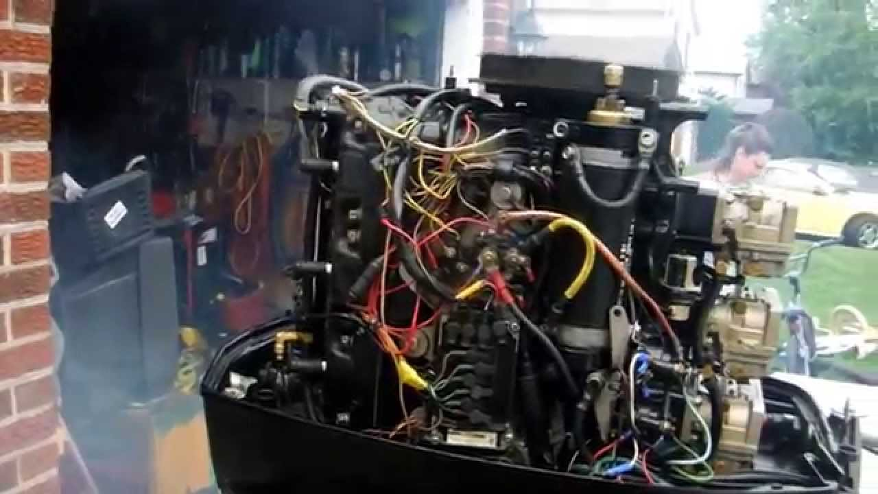 small resolution of mercury 200hp with new 2 5l powerhead