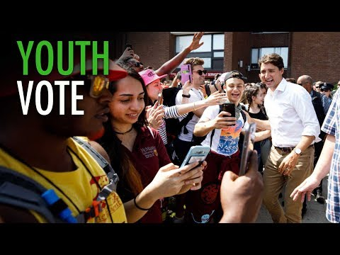 Why are Trudeau Liberals losing the youth vote?