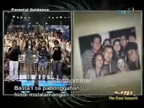 SOP Fully Charged Finale Song in February 28 2010 (Farewell Episode)