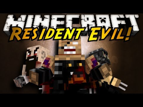 1 7 2][Forge] The Resident Evil Mod V 1 1 0 [New Sounds