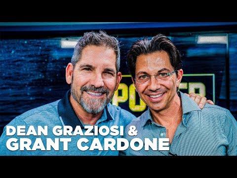 Dean Graziosi & Grant Cardone Talk Success In Real Estate - Power Players