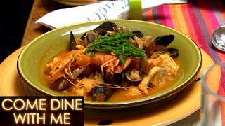 South American Food Fails To Impress! | Come Dine With Me