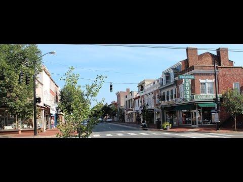 This is Fredericksburg, Virginia