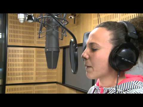 Malikah live bei DRS Virus - «Sarah Opera»