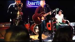 PM PROJECT - Like a Dream (acoustic version) @ Barfly Camden in London 13.11.2015