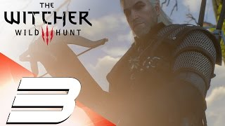 The Witcher 3  - Walkthrough Part 3 - Royal Griffin Boss (Death March Mode)