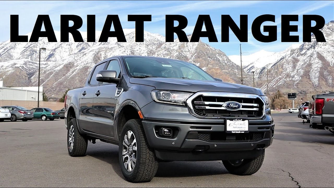 2021 Ford Ranger Lariat: Is This Actually A Luxury Truck???