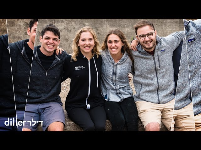 2019 Apply or Nominate for Diller Teen Tikkun Olam Awards